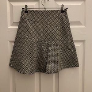Maje A-line mini skirt